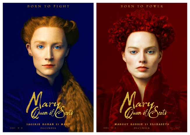 mary-queen-of-scots-posters